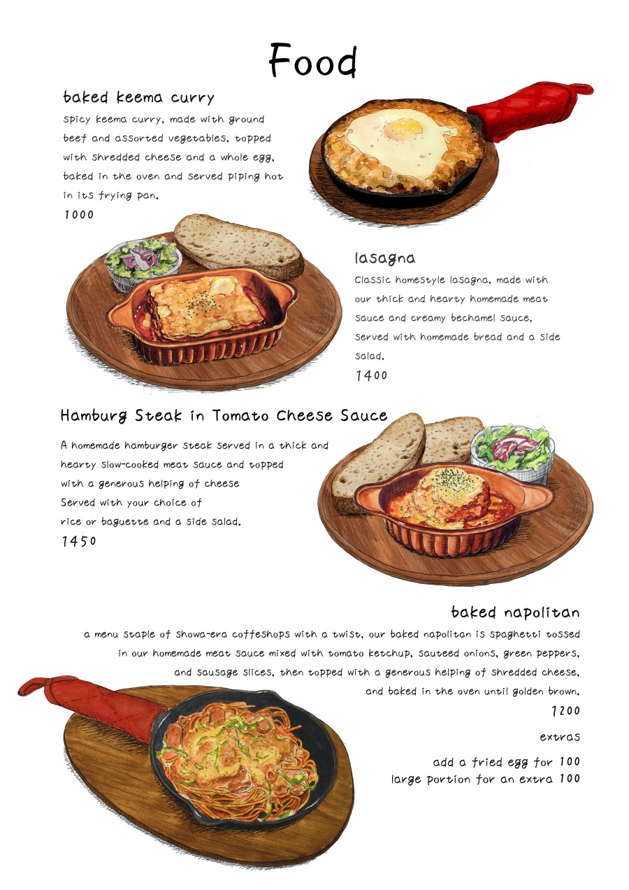 english food menu page 2copy
