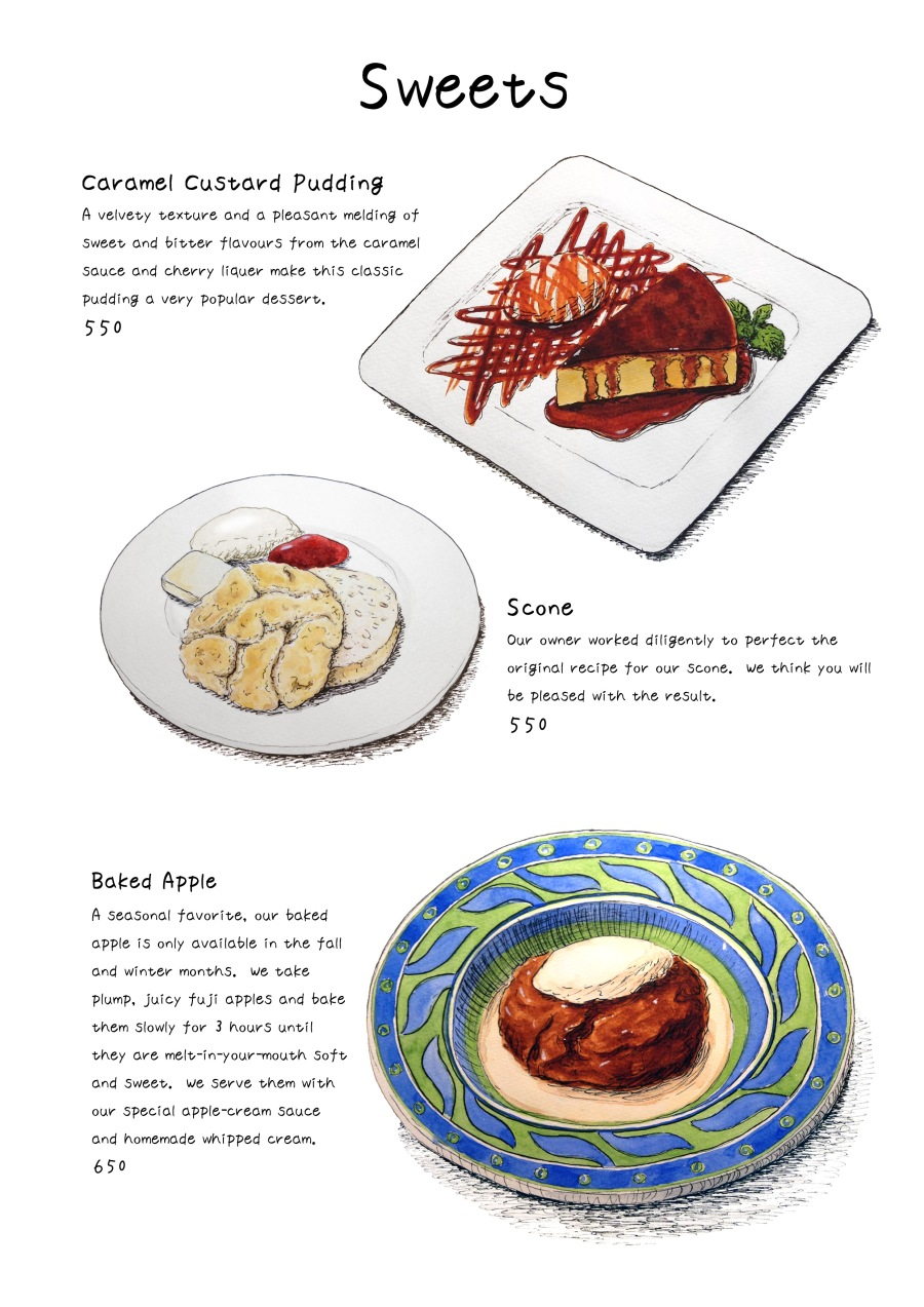 english sweets menu page2 copy